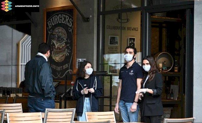 В Армении всех посетителей кафе и ресторанов будут проверять на наличие температуры
