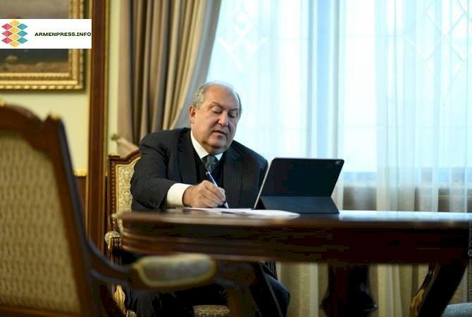 Президент Республики Армения подписал Лансаротскую конвенцию и готов строго следить за ее выполнением