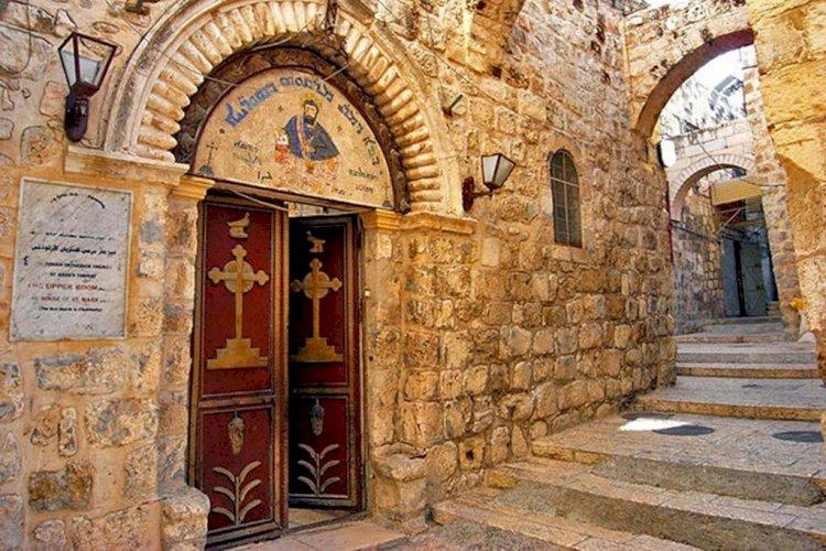 Армянский квартал в Израиле фото 2