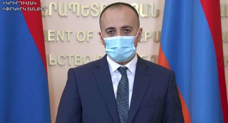 Статистика по коронавирусу в Армении за 9 августа