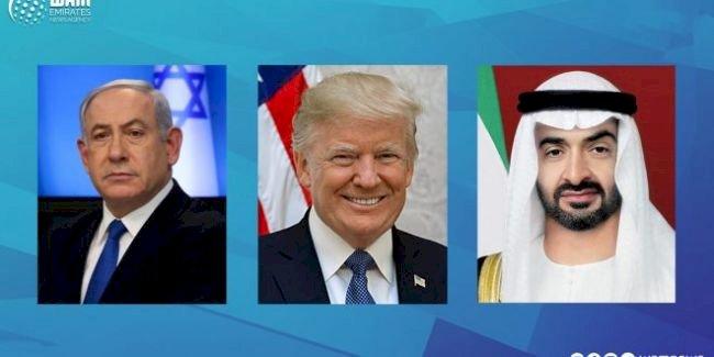 Беспрецедентное соглашение между Израилем и ОАЭ, Израиль «замораживает» аннексию палестинских территорий