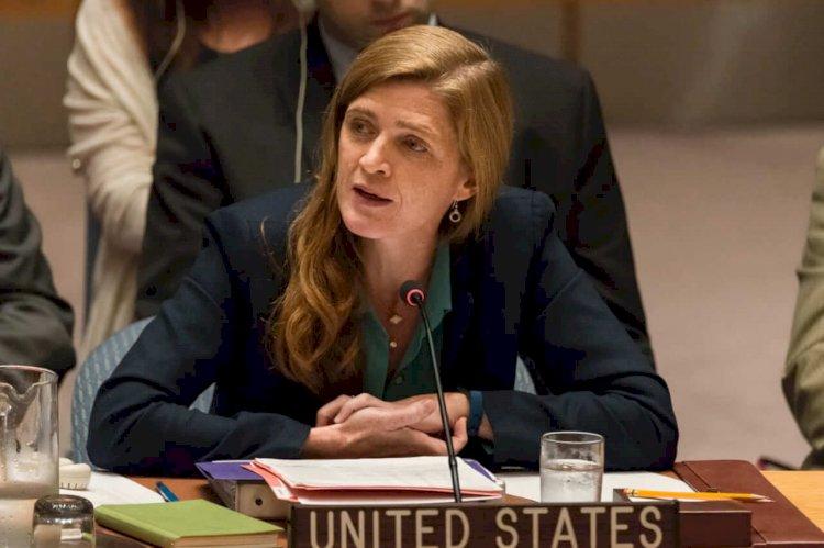 Проармянский политик Саманта Пауэр избрана главой USAID