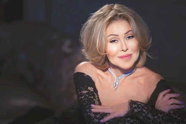 «Мой дорогой, армянский народ» - Любовь Успенская приехала в Ереван (ВИДЕО)