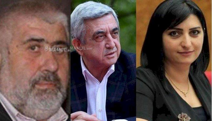 Партия Сержа Саргсяна оказалась в плачевном состоянии - Лева Егиазарян