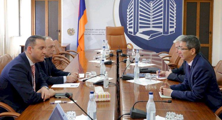 Армения и Казахстан договорились возобновить прямой рейс Ереван-Нур-Султан-Ереван