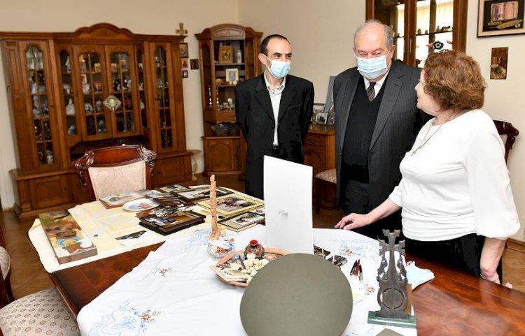 В Армении будет создан Дом-музей Коммандоса Аркадия Тер-Тадевосяна