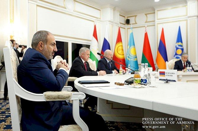 «Требовали ли ОДКБ или ее государства-члены от Баку вывести свои войска с территории Армении?» - Даниэль Иоаннисян