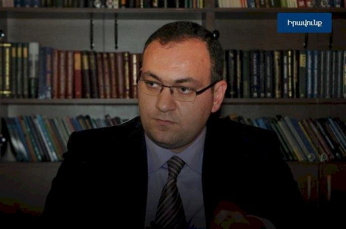 «Арестован кандидат в депутаты от блока «Честь имею»» - Арсен Бабаян