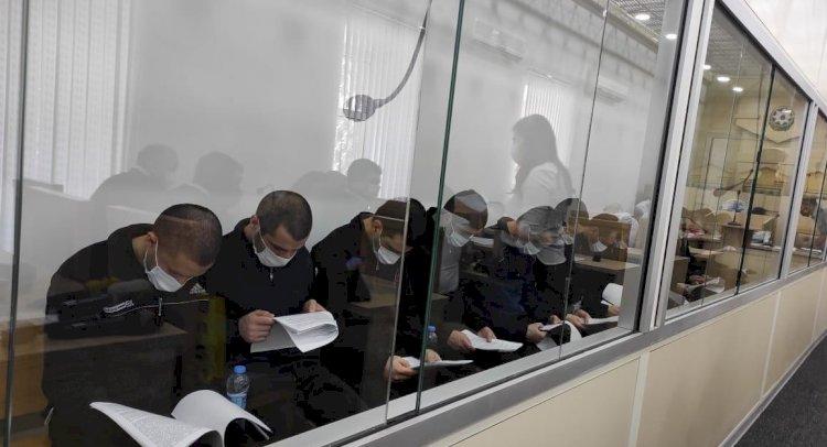 В Баку начался суд над 13 армянскими военнопленными