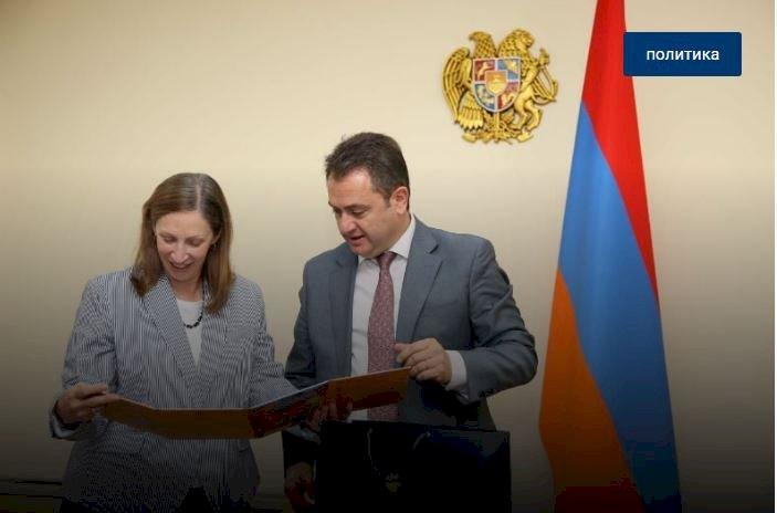 США готовы поддержать Армению в создании экосистемы высокотехнологичных предприятий - Линн Трейси Айку Чобаняну