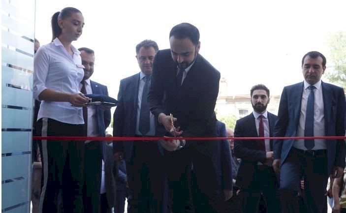 Тигран Авинян принял участие в открытии совместного офиса государственных служб в Гюмри