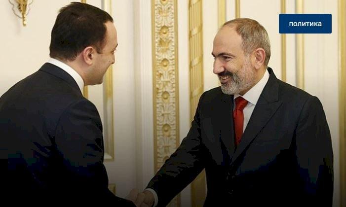Посредничество в возвращении армянских пленных - важнейшая победа нашей политики - Премьер-министр Грузии Ираклий Гарибашвили