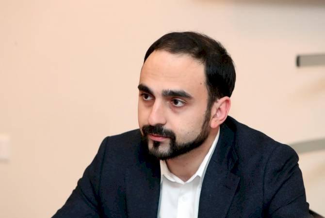 Тигран Авинян принял участие в онлайн-собрании ЕБРР 2021 года