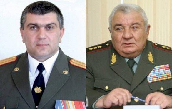 Военно-политическое руководство страны приняло решение не продлевать контракт с генерал-майором Григорием Хачатуровым