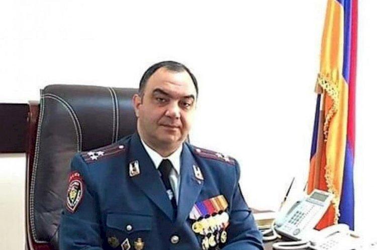 Начальнику Полиции РА Ваге Казаряну присвоено звание генерал-майора полиции.