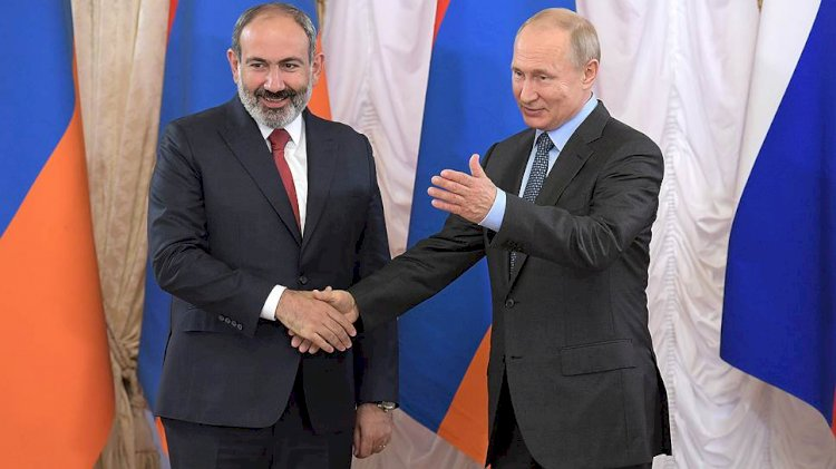 Никол Пашинян 7 июля отправится с рабочим визитом в РФ и встретится с Владимиром Путиным