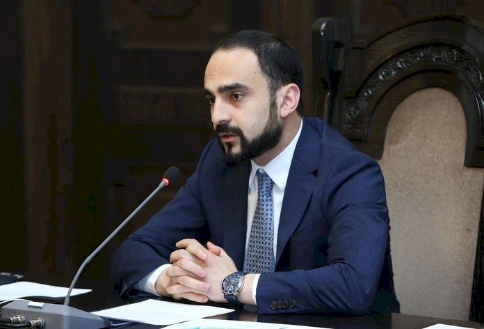 Тигран Авинян провел заседание координационной группы строительства 33-го района Еревана