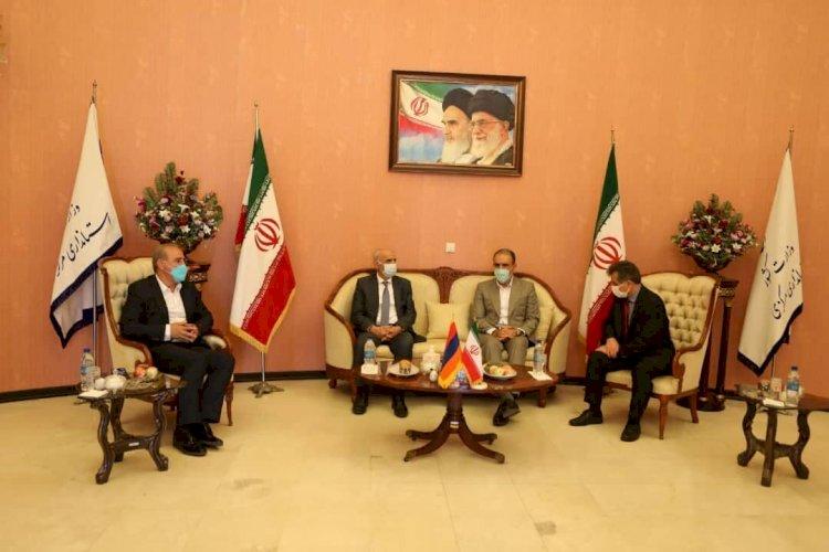 Посол Армении в Иране предложил ускорить развитие экономических связей с Арменией