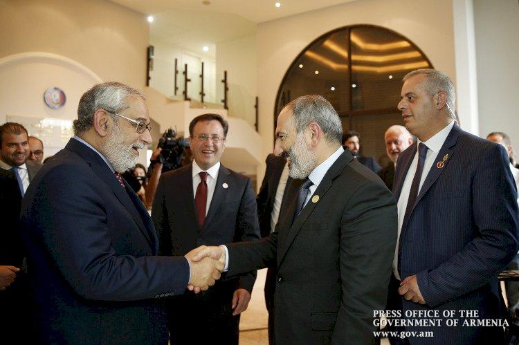 «Ливан тонет как Титаник, армянская диаспора на старте к репатриации в Армению» -  доктор Аветис Дакесян