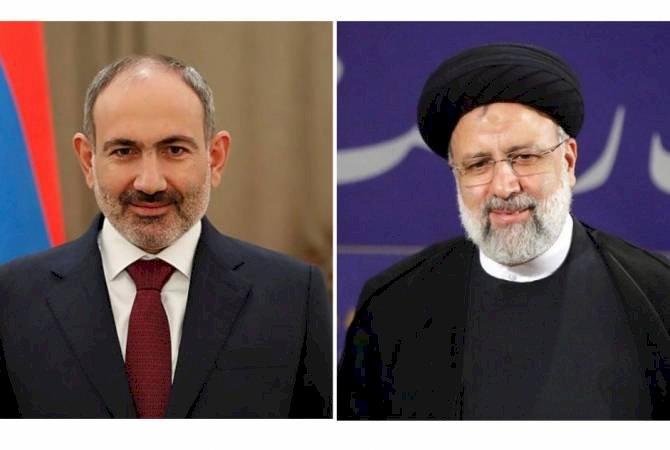 Углубление сотрудничества между двумя странами неизбежно - Новоизбранный президент Ирана направил послание Николу Пашиняну