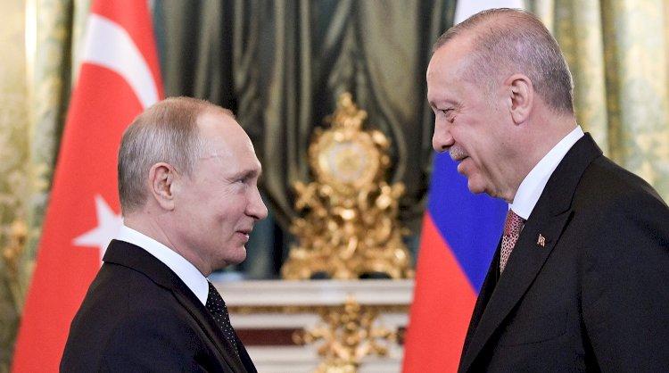 Пять лет назад, в этот день Путин спас Эрдогана от свержения