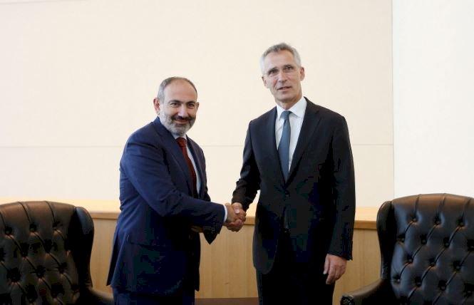 НАТО готова к сотрудничеству с Арменией даже в военной сфере, слово за Арменией - Беджих Копецки