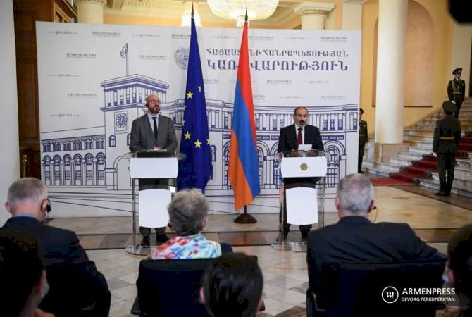 Чем так испугал Кремль визит председателя ЕС в Армению?