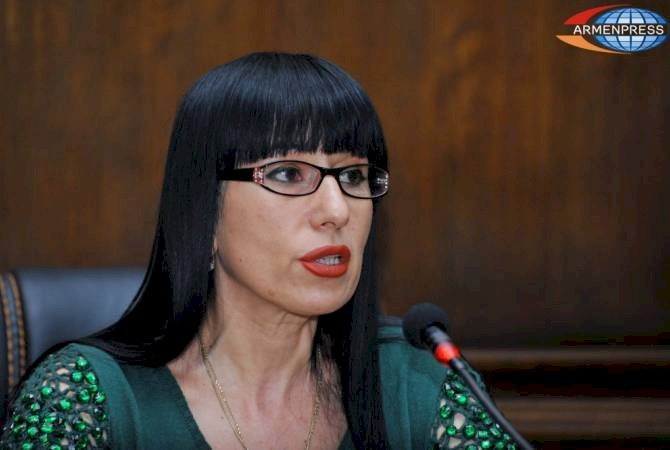 Наира Зограбян создала правозащитную общественную организацию