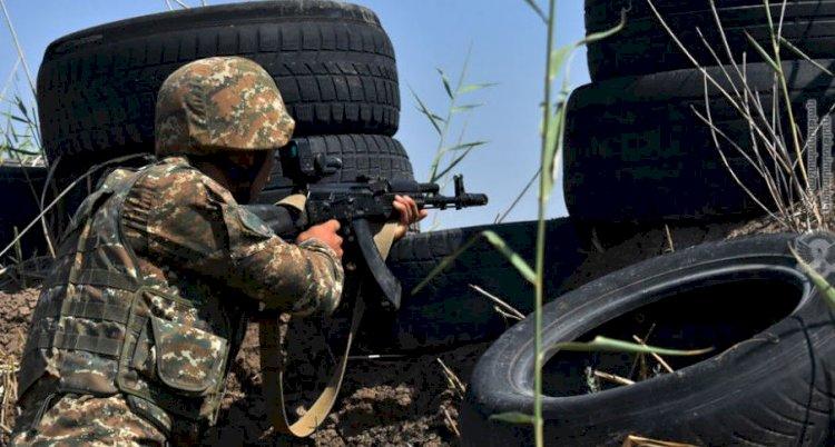 Противник не только был отброшен, но и понес потери – видео с боевого поста ВС Армении