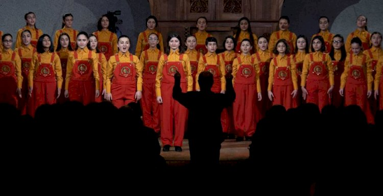 Детский хор «Маленькие певцы Армении» завоевал Гран-при фестиваля в Вене