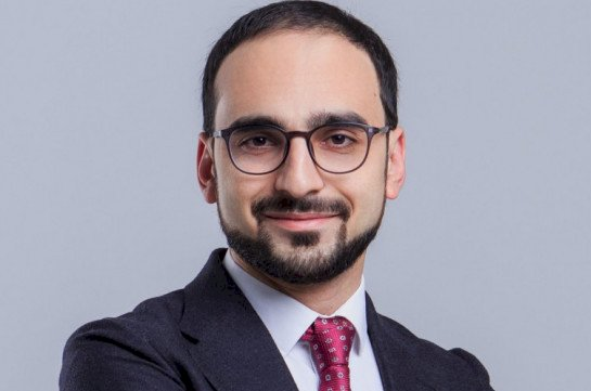 Тигран Авинян покидает пост вице-премьера Республики Армения