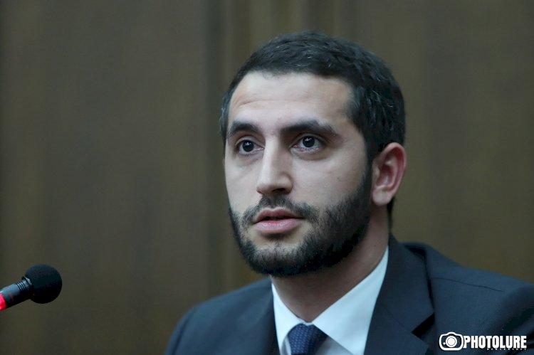 Оппозиция назвала турецким агентом кандидата в вице-спикеры парламента Армении