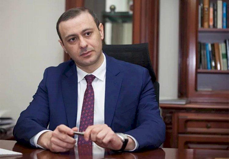 Говорить о каком-либо «коридоре» через Армению как минимум нелогично - Секретарь Совбеза Армении Армен Григорян