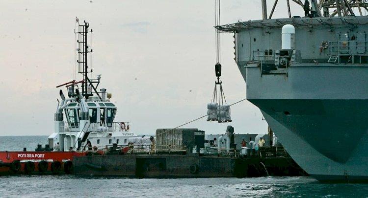 С ноября для Армении открывается морской маршрут в Россию через Грузию - министр экономики Армении Ваан Керобян