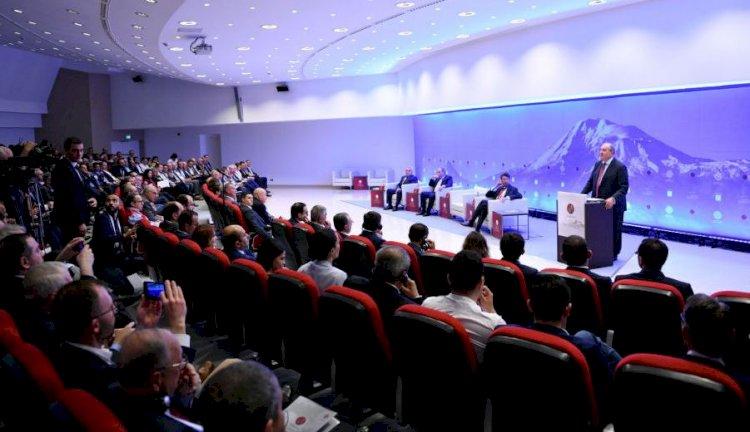 Международный «Summit of Minds» (Саммит идей)  во второй раз пройдет в Армении