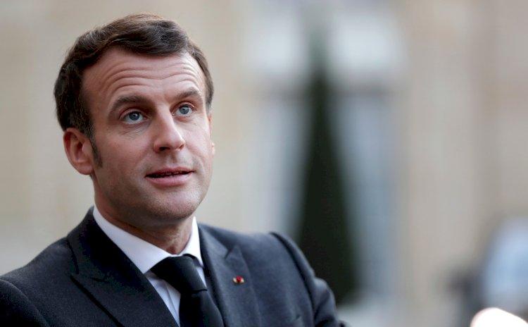 Франция поддержит Армению в рамках сопредседательства Минской группы - Эммануэль Макрон