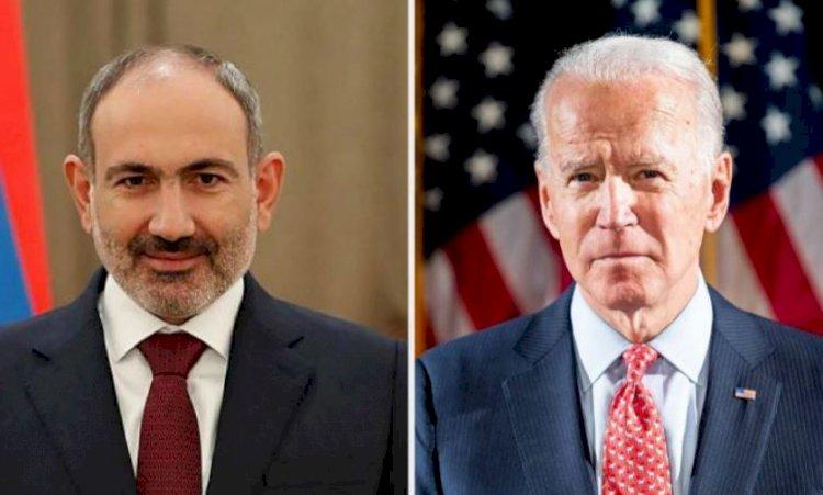 «Мы готовы продолжать поддерживать армянский народ» - Байден направил Пашиняну поздравительное послание