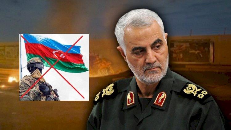 «За Сулеймани ответите!» - Иран может напасть на Азербайджан из-за осквернения памяти генерала Касема Сулеймани