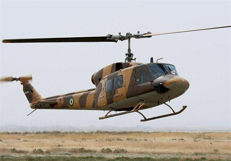 ВС Азербайджана открыли огонь по иранскому вертолету