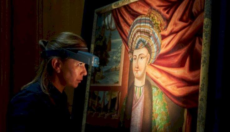 Стены Виндзорского замка в Англии украсят картины армянского художника XVII века