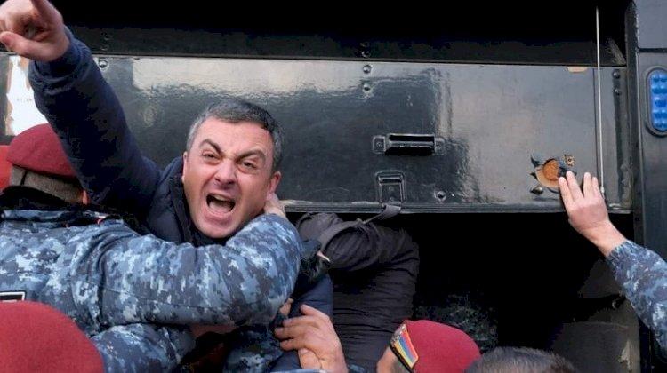 Берегись Пашинян, мы начинаем уличную борьбу! - Ишхан Сагателян предупредил власти о начале протестов