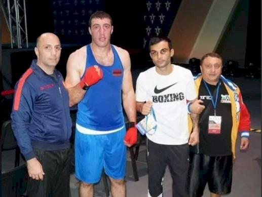 Армянские боксеры Машакарян и Чалоян завоевали медали на ЧМ среди военнослужащих в Москве